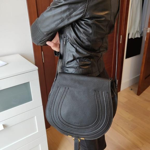 10a44b58229 Chloe Bags | Chlo Marcie Medium Leather Crossbody Bag | Poshmark